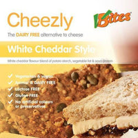 Non-Dairy Block - VBites White Cheddar Style Cheezly Block (190g)
