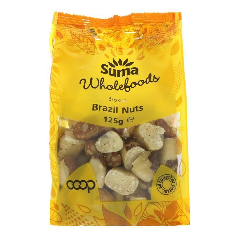 Nuts - Suma - Broken Brazil Nuts (125g)