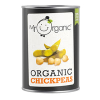 Mr Organic Tinned Chickpeas