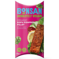 Other Alternatives - Bonsan - Organic Kofu Fishfree Fillet (150g)