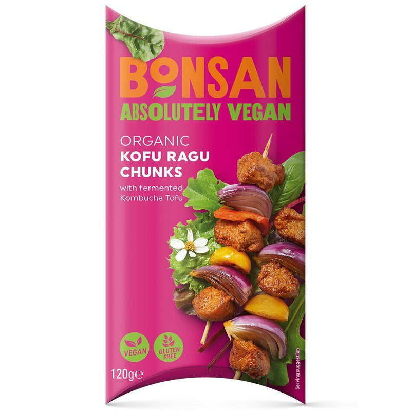 Other Alternatives - Bonsan - Organic Kofu Ragu Chunks (150g)