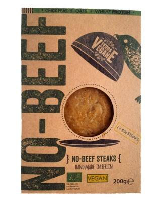 Other Alternatives - Terra Vegane No-Beef Steaks (200g)