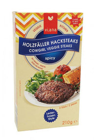 Other Alternatives - Viana Cowgirl Veggie Steaks (200g)
