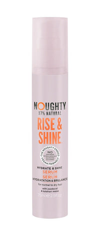 "Other Hair Care - Noughty ""Rise & Shine"" Hydrate & Shine Serum (75ml)"