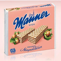 Other Snacks - Manner - Original Neapolitan Wafers (75g)