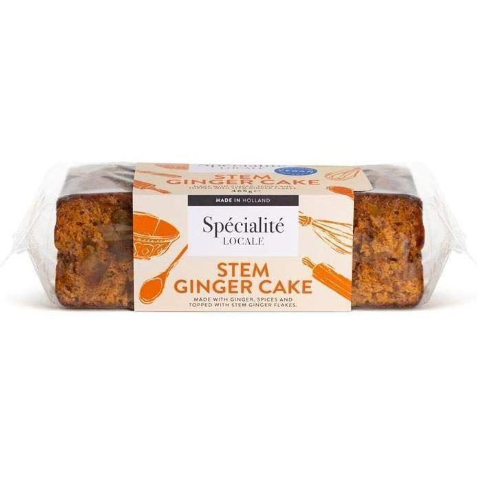 Other Snacks - Specialite Locale - Stem Ginger Loaf Cake (465g)