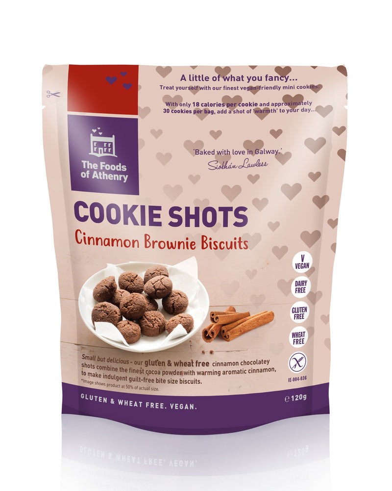 Other Snacks - The Foods Of Athenry - Cookie Shots (Various) (120g)