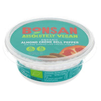 Other Vegan Meats - Bonsan - Organic Almond Spread - Bell Pepper (125g)
