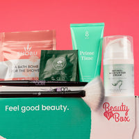 Past TVK Boxes - Our Latest Vegan Beauty Box, April Edition!