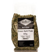Pastas, Grains & Pulses - Green City - Green Split Peas (500g)