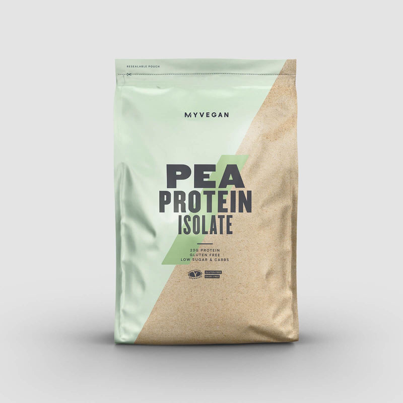 Powders & Superfoods - MyProtein - Pea Protein Isolate - Unflavoured (1kg)