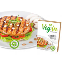 Ready Meals - Veg In - Vegan Mushroom Burger (2x80g)