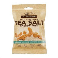 Savoury Snacking - East Bali Cashews - Sea Salt Cashew Snack (35g)