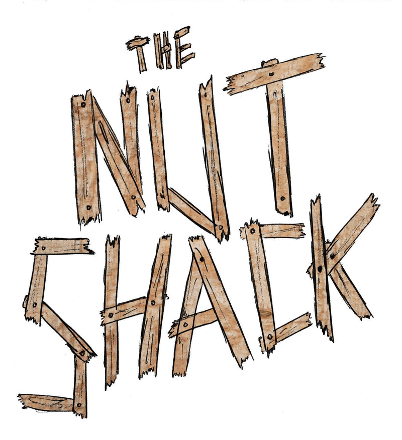 Savoury Snacking - The Nut Shack - Piri Piri Flavoured Peanuts (180g)