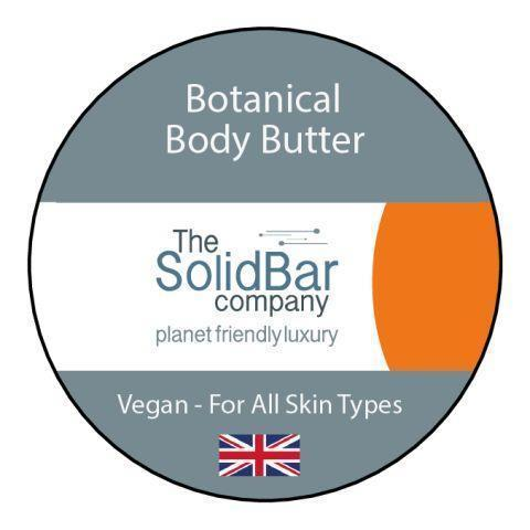 Skin Care - Body - The Solid Bar Company - Botanical Body Butter (56g)