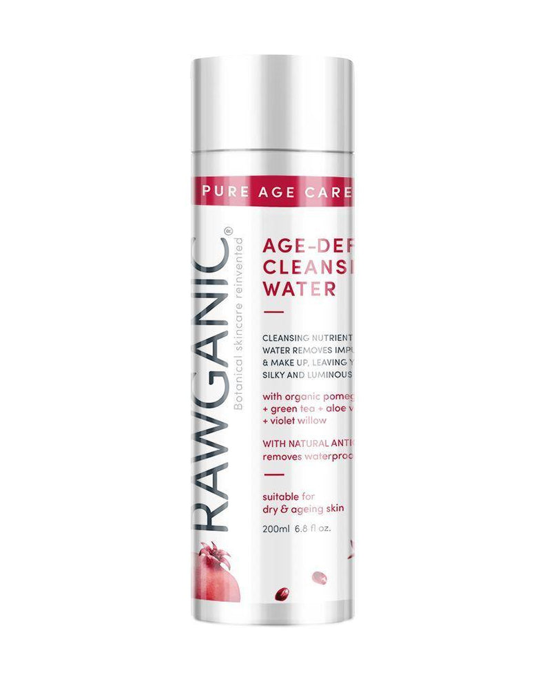 Skin Care - Face - RAWGANIC - Organic Age-Defying Cleansing Water (200ml)