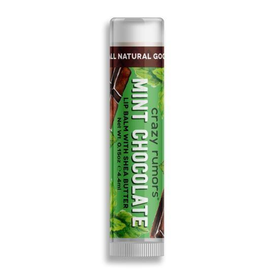 Skin Care - Lips - Crazy Rumors - Mint Chocolate Vegan Lip Balm (4ml)