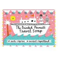 Soaps & Washes - The Printed Peanut - 3 In 1 Travel Soap (95g)