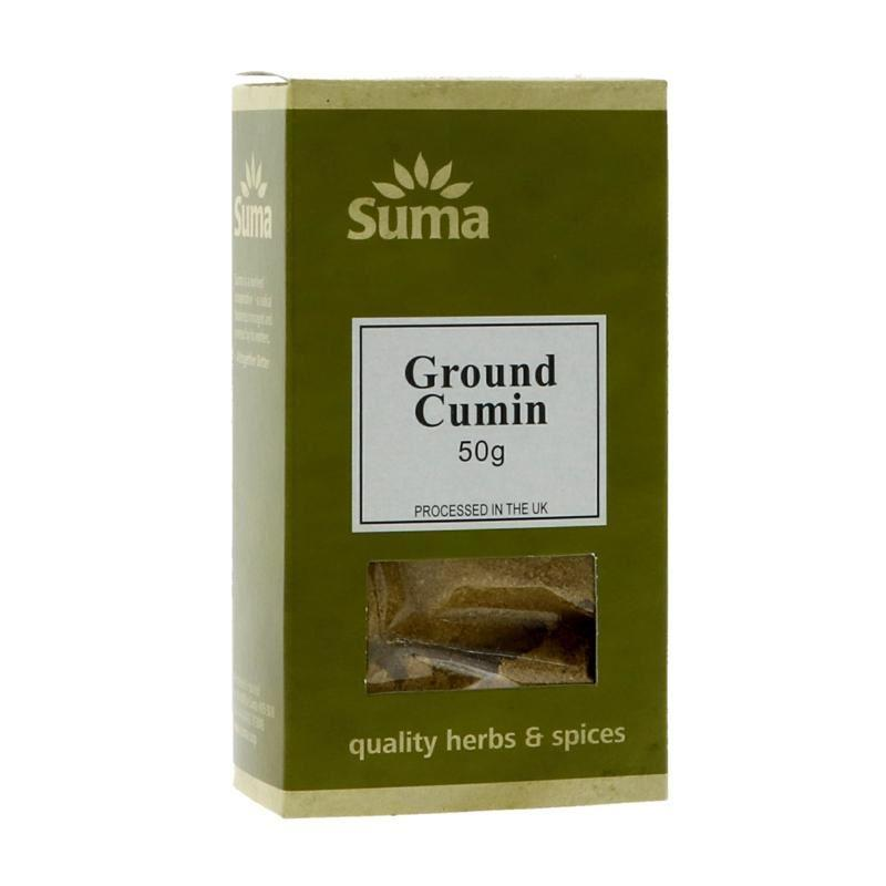 Spices & Herbs - Suma - Ground Cumin (50g)
