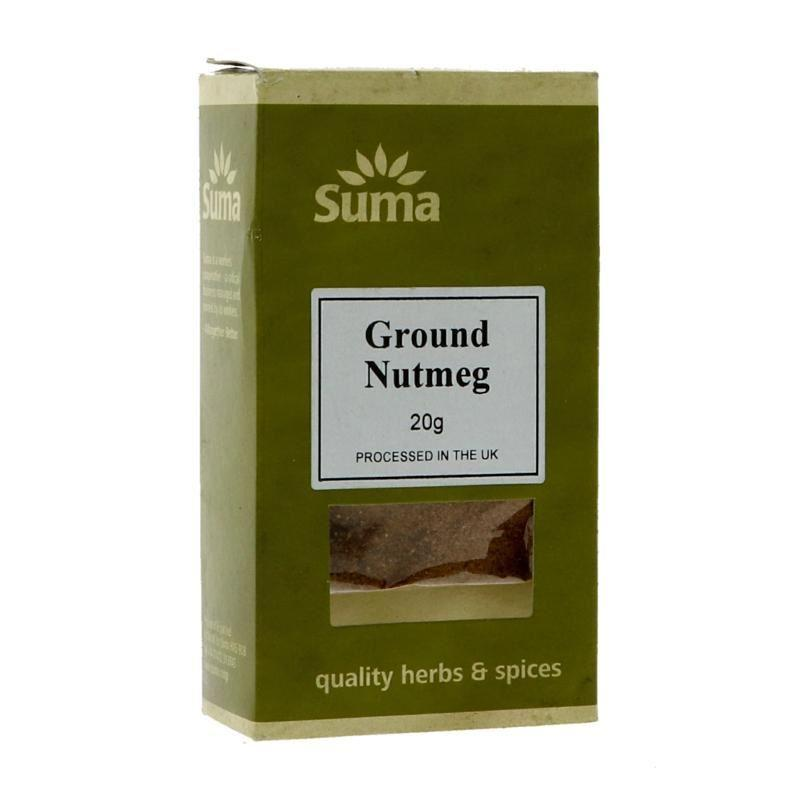 Spices & Herbs - Suma - Ground Nutmeg (20g)
