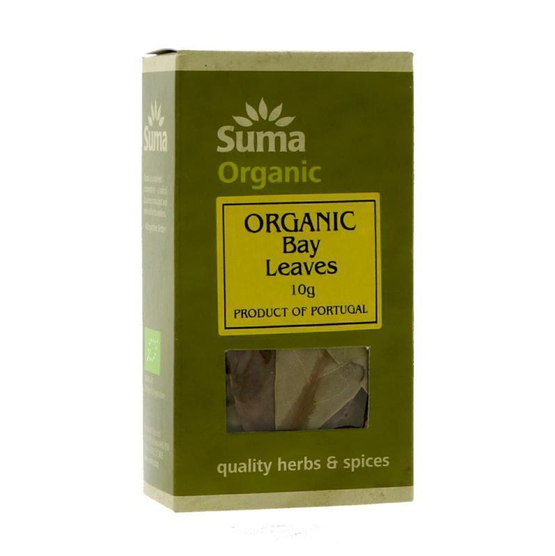 Spices & Herbs - Suma - Organic Bay Leaves (10g)
