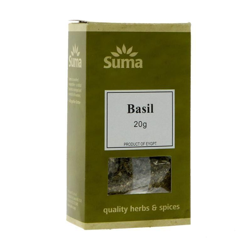 Spices & Herbs - Suma - Rubbed Basil (20g)