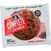 Sports Supplements - Lenny & Larry's - The Complete Cookie Double Chocolate (113g)
