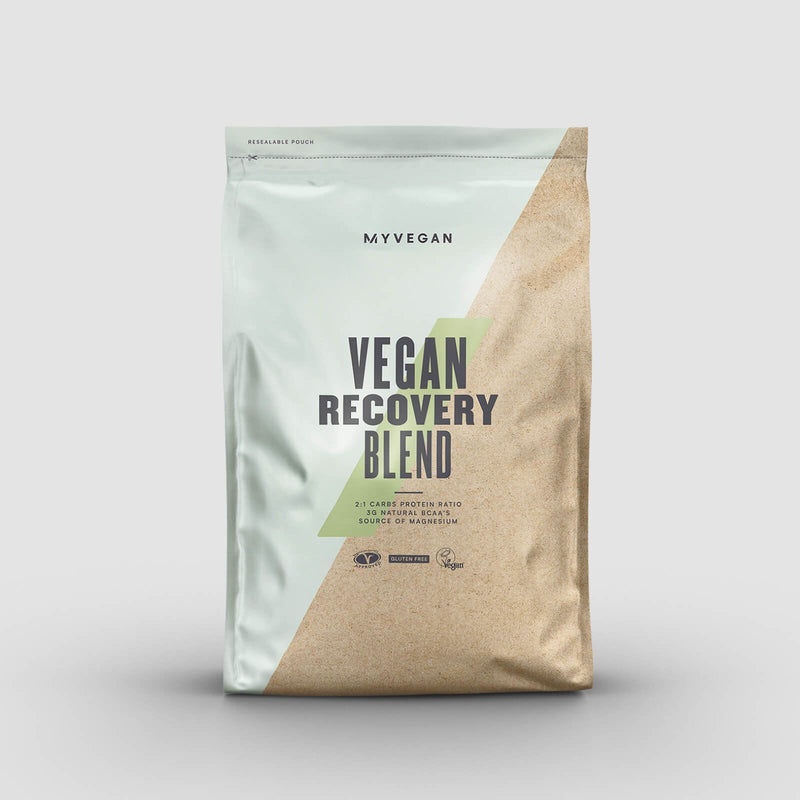 Sports Supplements - MyProtein - MyVegan Recovery Blend - Chocolate (1kg)