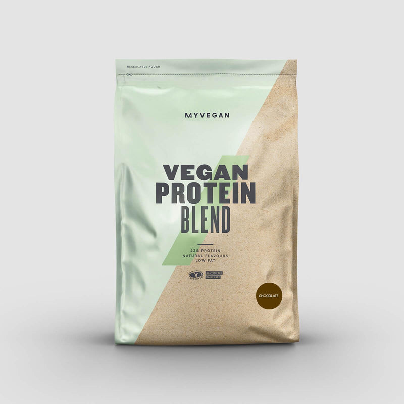 Sports Supplements - MyProtein - Vegan Blend - Chocolate Smooth (1kg)