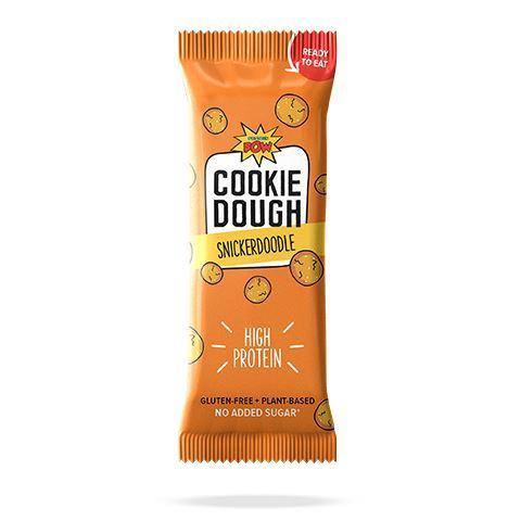 Sports Supplements - Protein Pow - Cookie Dough Snickerdoodle - High Protein Bar (52g)