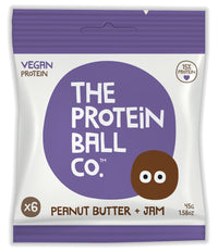 Sports Supplements - The Protein Ball Co - All-Natural Protein Balls (Various)