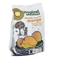Superfoods - Tropical Wholefoods Fairtrade, Organic Mango (100g)