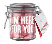 Sweets - Candy Kittens - Wild Strawberry Gift Jar (350g)