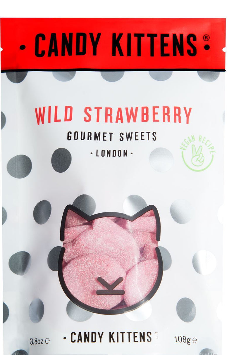 Sweets - Candy Kittens - Wild Strawberry (Various Sizes)