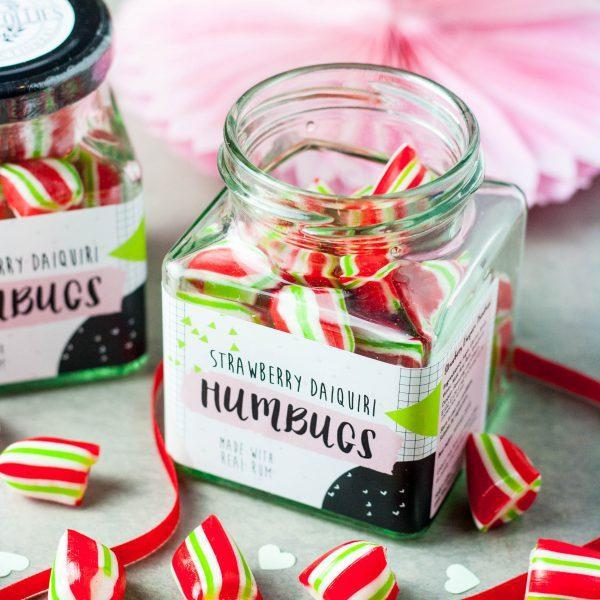 Sweets - Holly's Lollies Humbugs (Various) (160g)