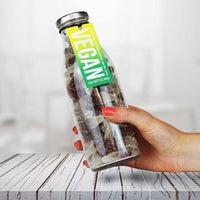 Sweets - The Treat Kitchen - Vegan Cola Gummy Sweets Bottle (400g)