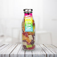 Sweets - The Treat Kitchen - Vegan Teddy Bears Gummy Sweets Bottle (400g)