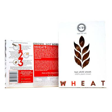 Vegan Meats - Sgaia Mheat Steaks (Various)