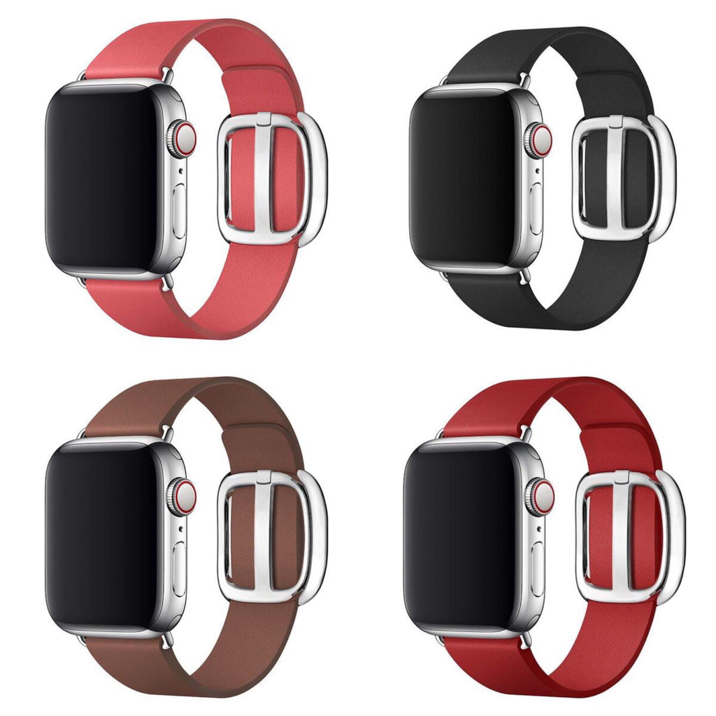 Apple Watch Luxe Leather Bands