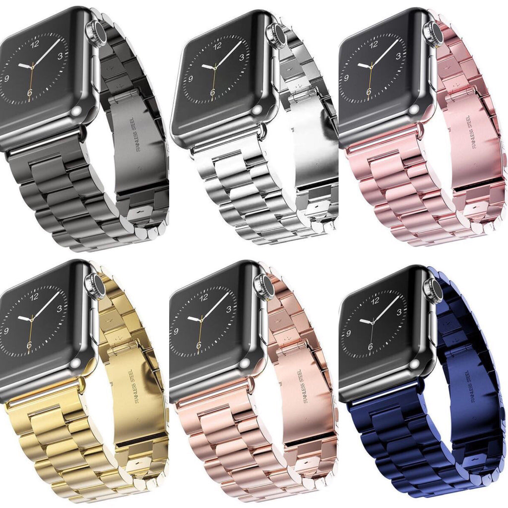 Apple Watch Metal Link Bands