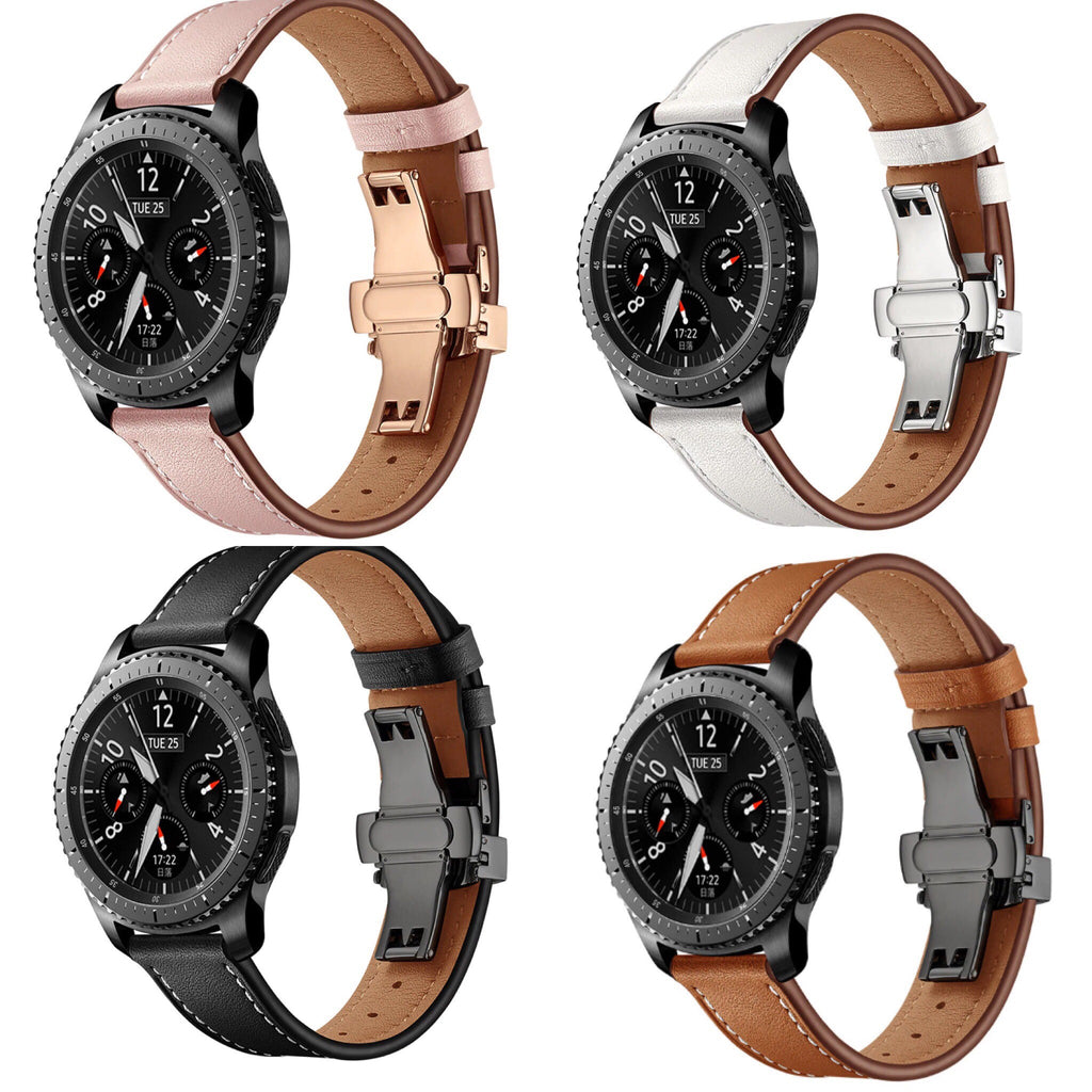 Samsung Gear S3 Leather Bands
