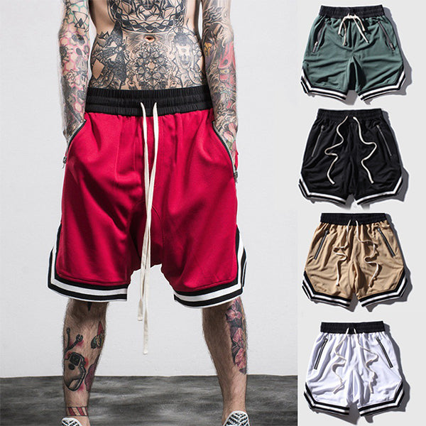 2019 New Arrival Fitness Casual Lace-Up Shorts