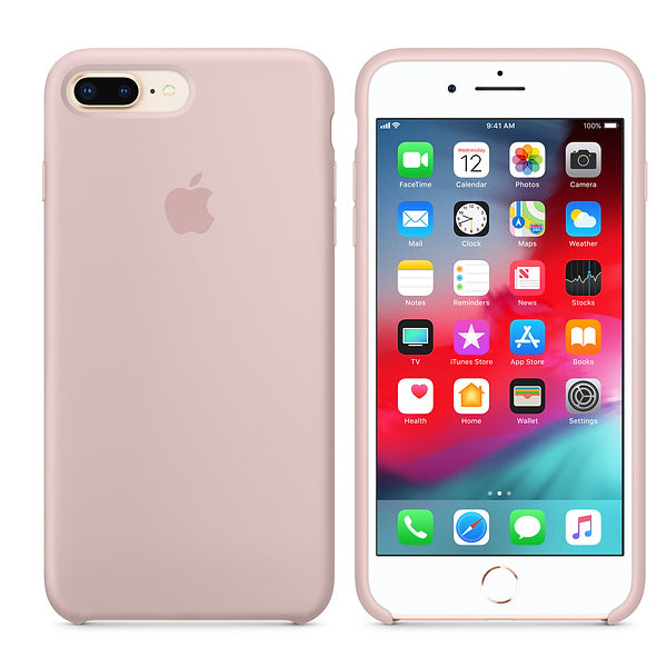 Original Silicone Case For iPhone 7/8/7Plus/8Plus