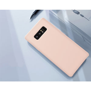 Liquid Silicone Phone Case For Samsung Galaxy Note8/9