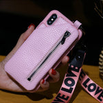 2019 Latest Mobile Phone Case Leather Wallet For iPhone