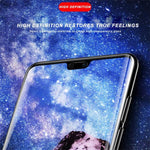 Samsung S8 S9 Full Version Full Screen Coverage 9D Curved Phone Tempered Film