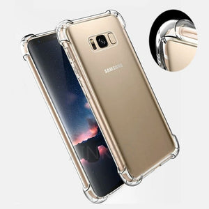 Air Cushion Shockproof Phone Case For SAMSUNG S8/S8Plus