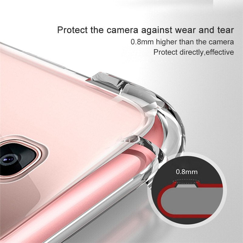 Air Cushion Shockproof Phone Case For SAMSUNG S9/S9 Plus