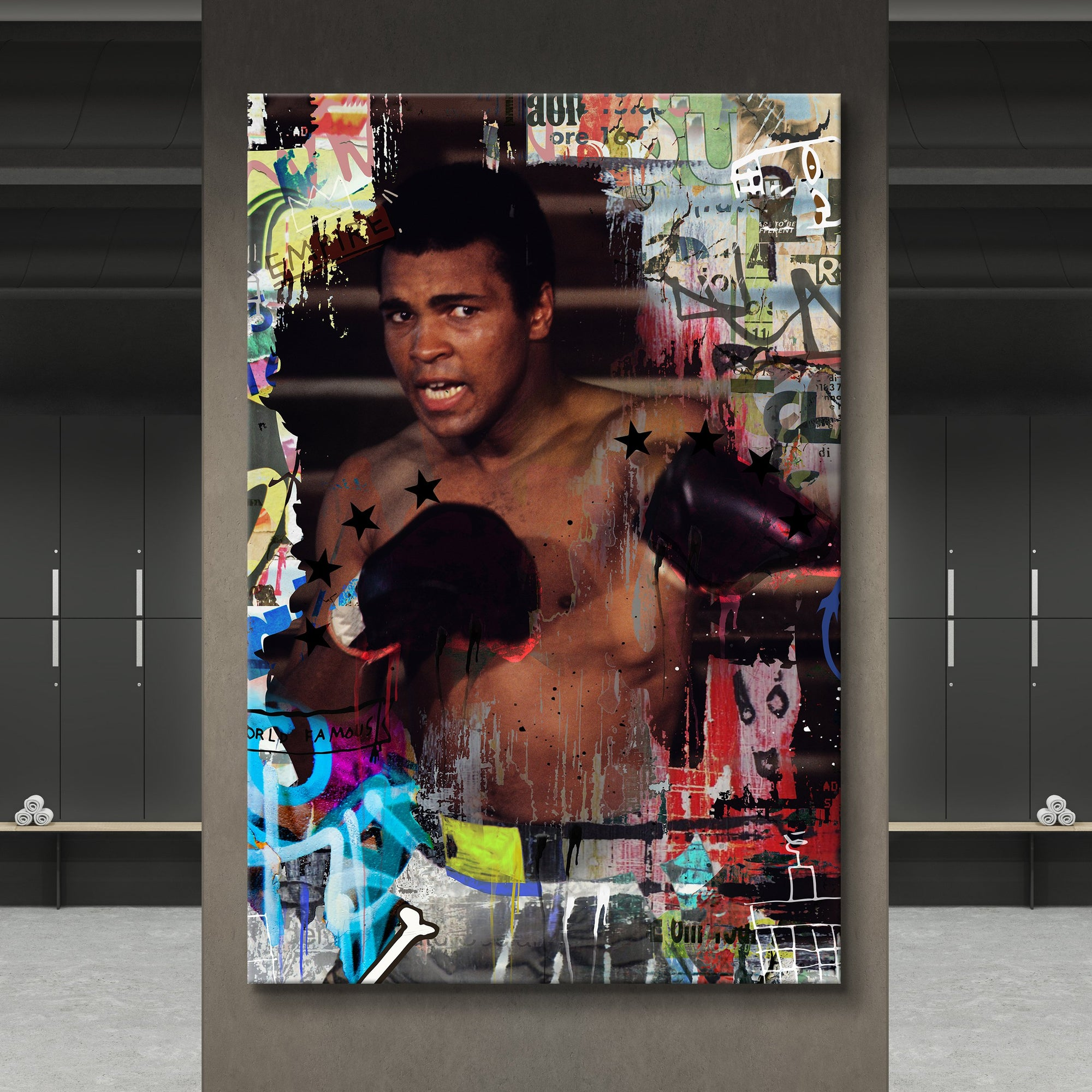 MUHAMMAD ALI - GREATEST SHOW ON EARTH