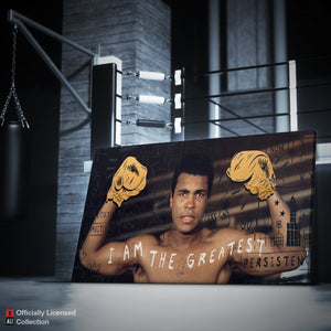 MUHAMMAD ALI - I AM THE GREATEST